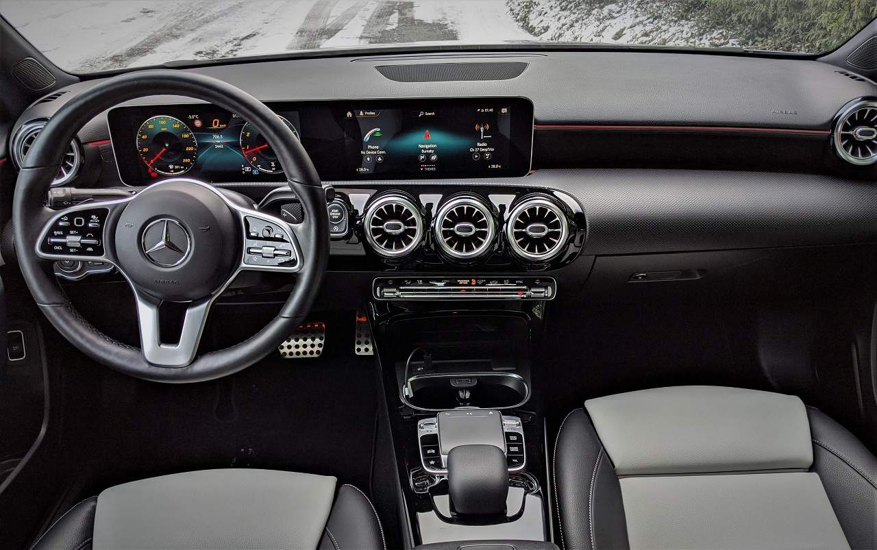 Entry Level Car with Flagship Tech: 2020 Mercedes-Benz ...