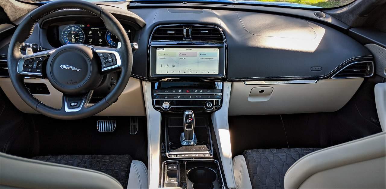 2020 Jaguar F Pace SVR Review 7