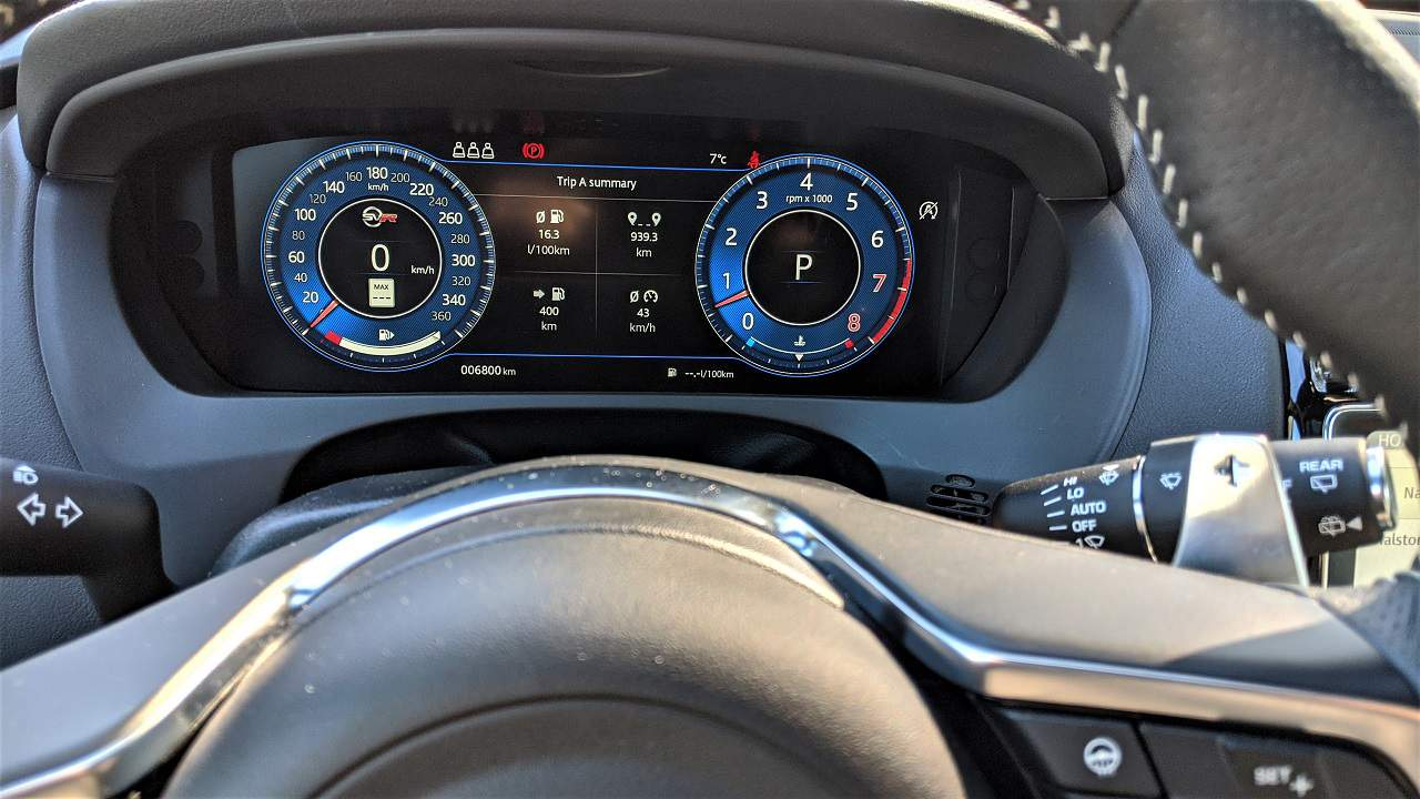 2020 Jaguar F Pace SVR Review 8
