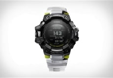 Casio G-Shock GBD H1000-1A7 with heart rate monitor