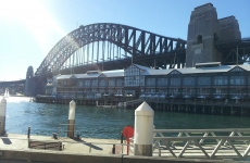 waterfront sydney hotels