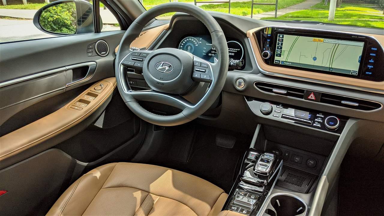 2020 Hyundai Sonata Canadian review
