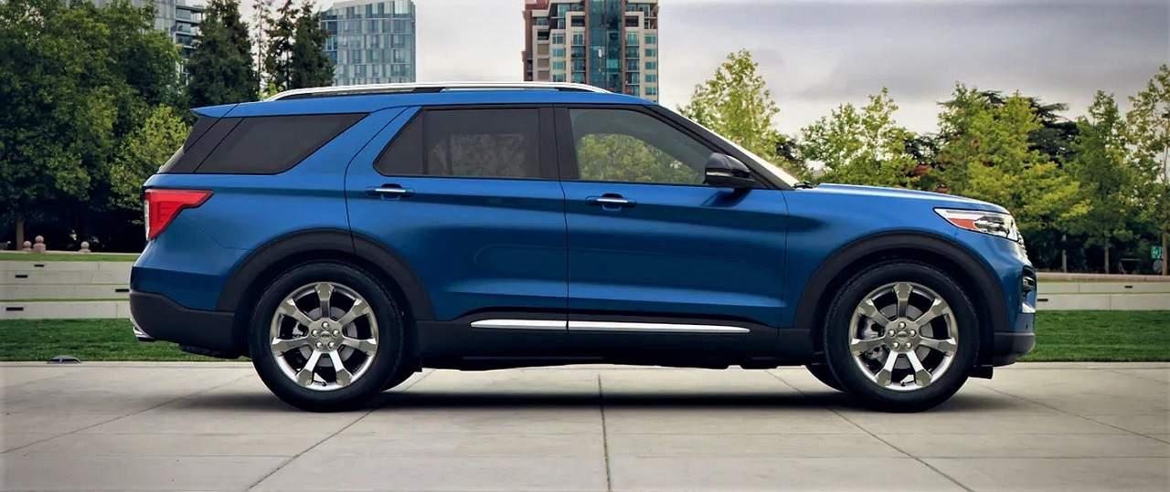2020 Ford Explorer XLT 3