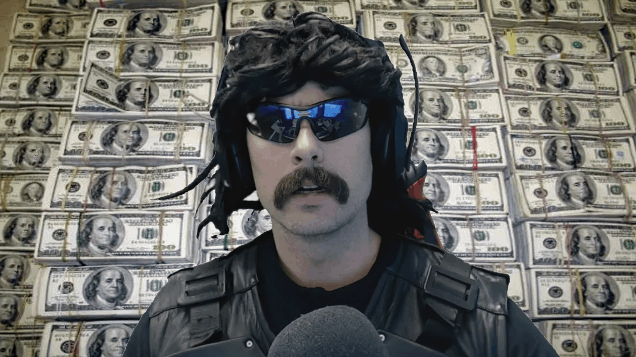 how many twitch subscribers does dr disrespect have