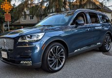 Lincoln Aviator Review