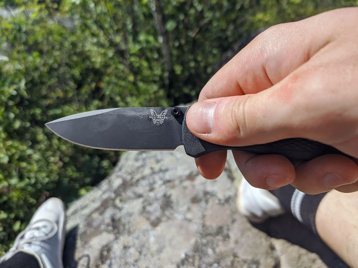 Benchmade 535BK 2 BUGOUT folding knife