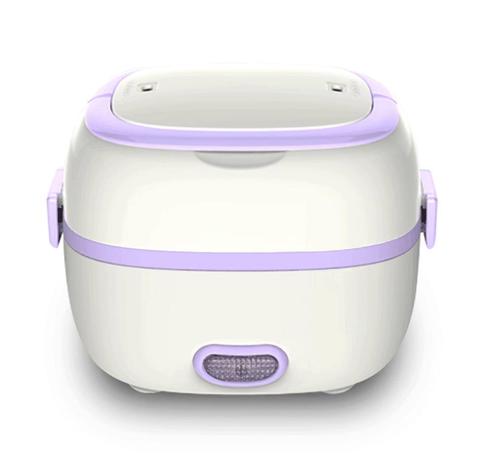 itaki lunch box classic in purple
