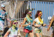 people jogger jogging colors