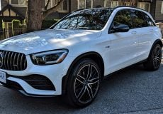 2020 Mercedes AMG GLC 43 4MATIC Review