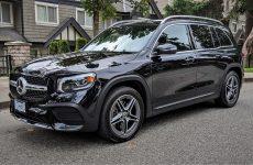 2020 Mercedes Benz GLB 250 4MATIC Review
