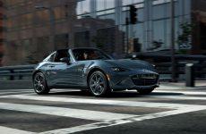2021 Mazda MX 5 RF Review