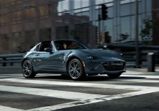 2021 Mazda MX 5 RF Review