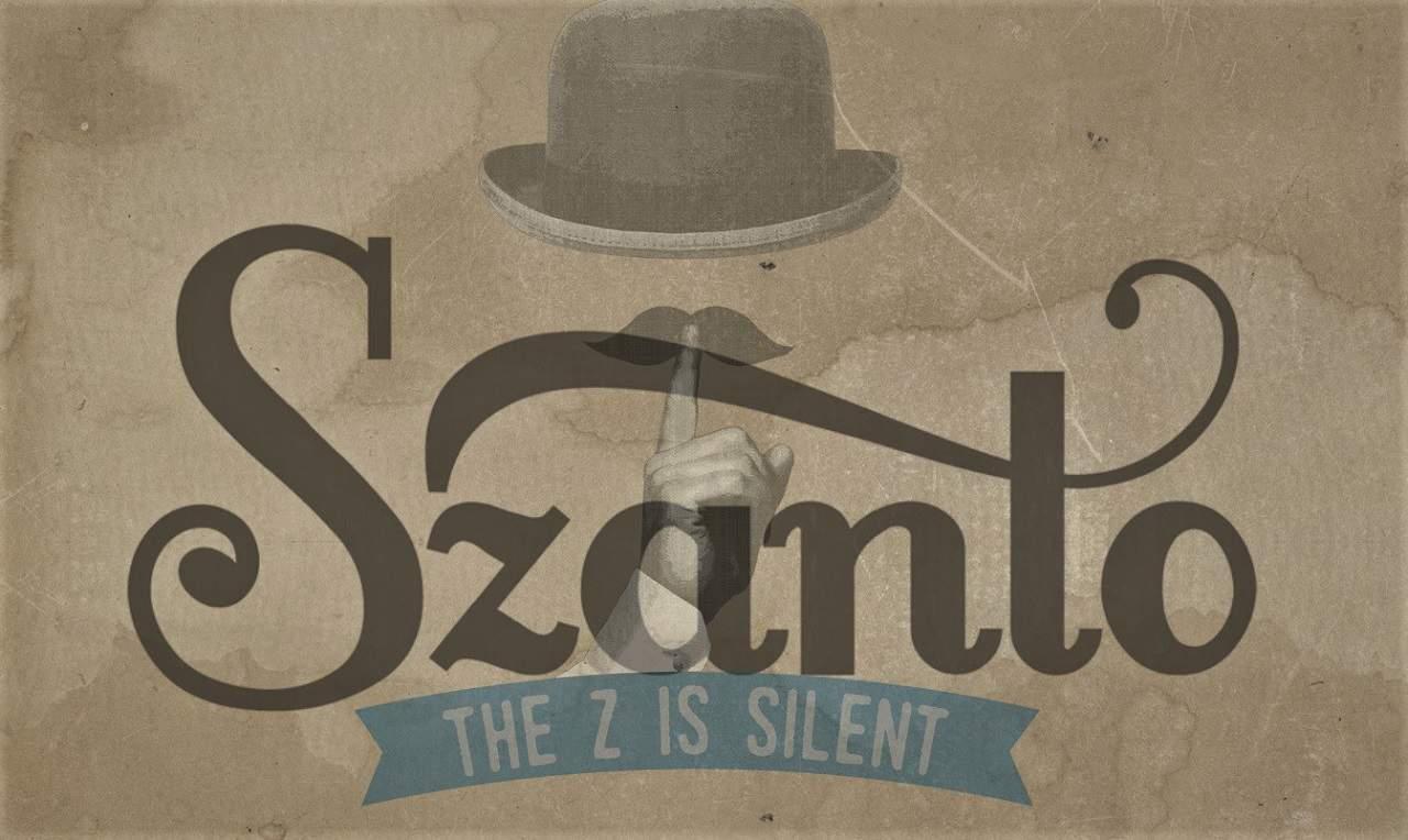 Szanto Watches Logo