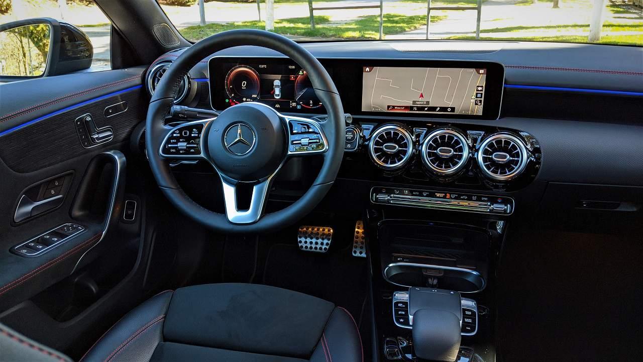CLA 45 Driver Side