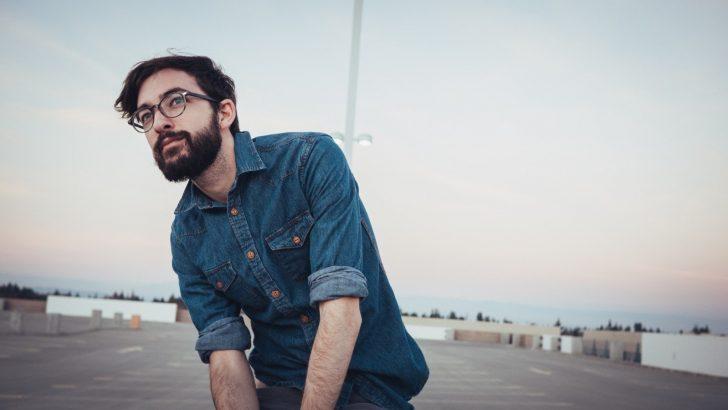 man male looking person caucasian beard bearded