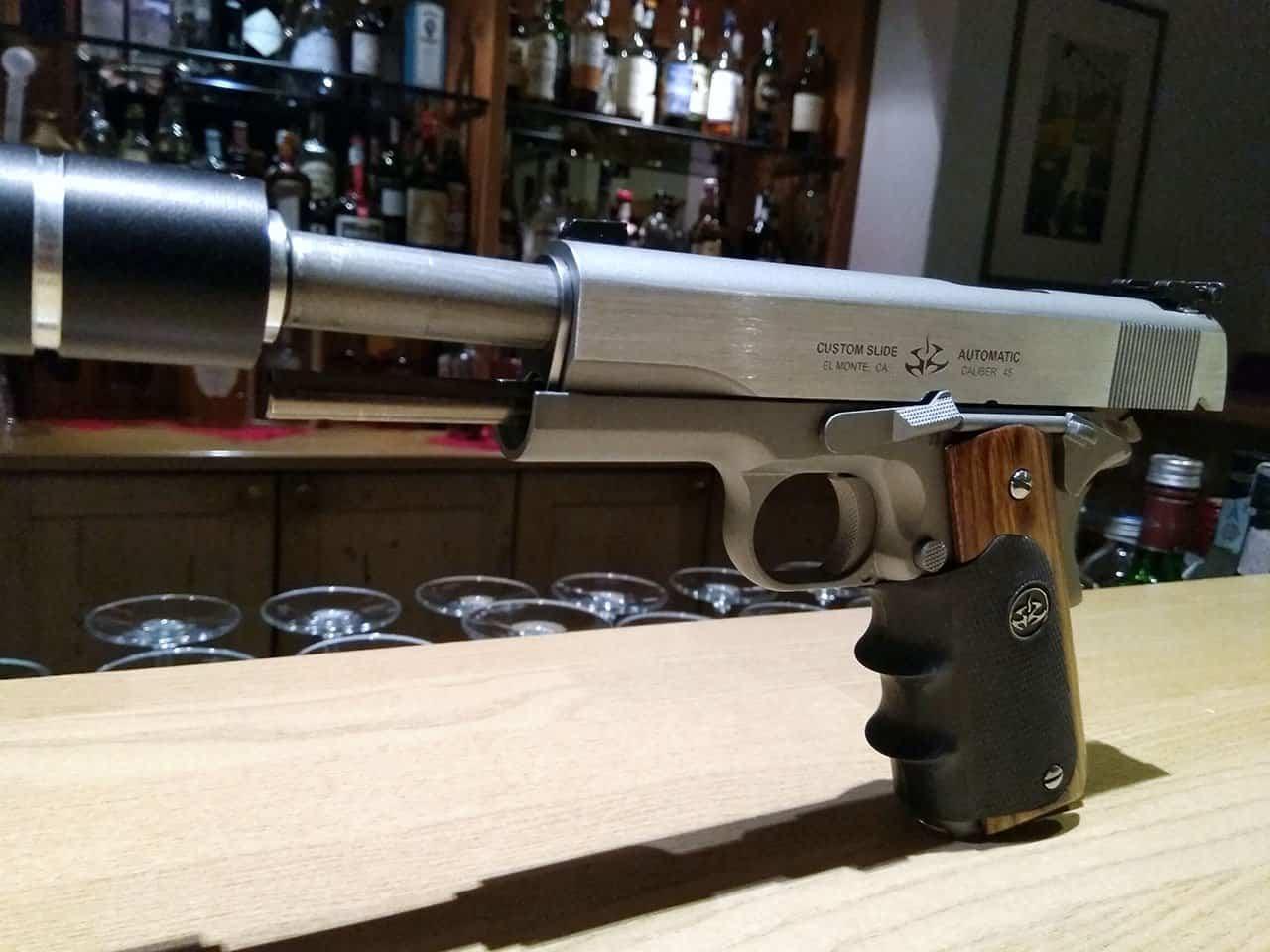 silverballer pistol