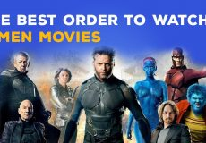 the best order to watch x men movies