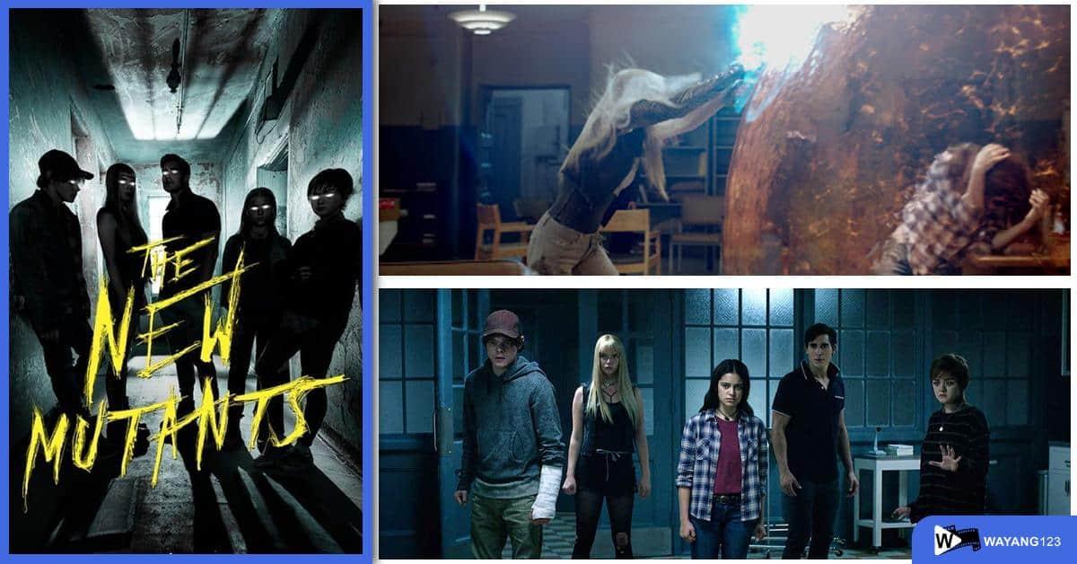 xmen the new mutants
