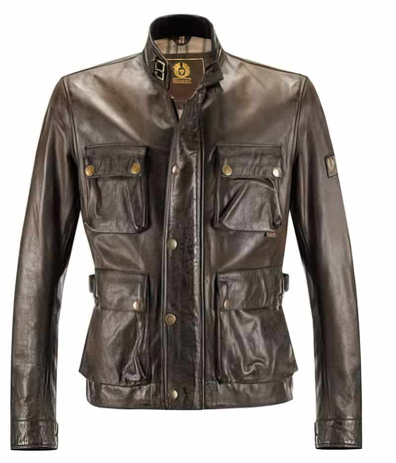 belstaf new brad jacket