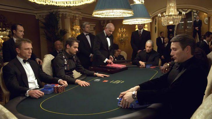 casino royale gambling scene