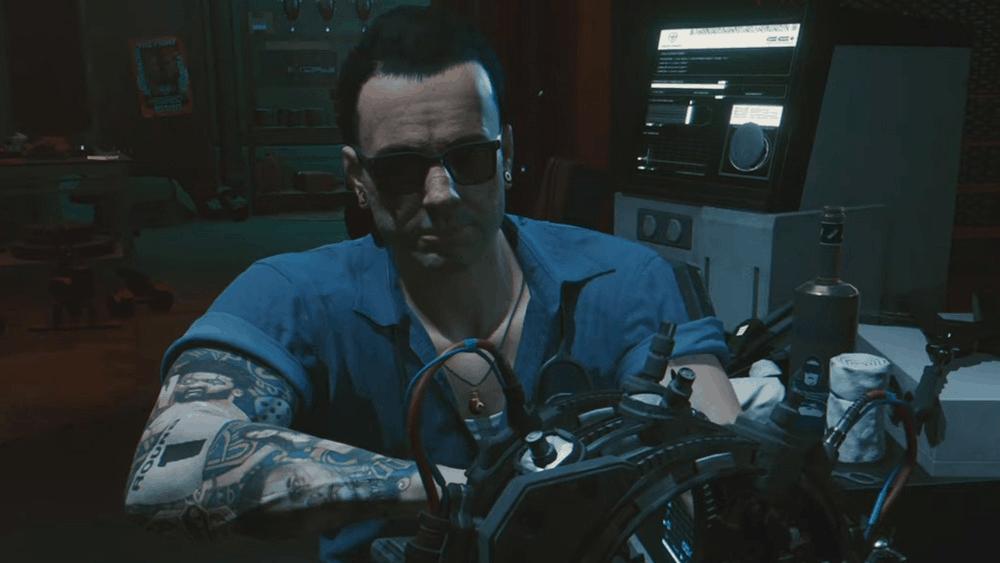 ripper doc in cyberpunk