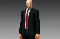 the classic hitman suit