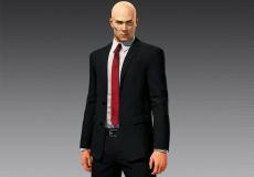 the classic hitman suit