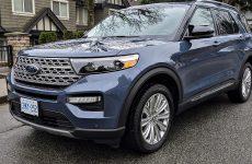 2021 Ford Explorer Limted Hybrid