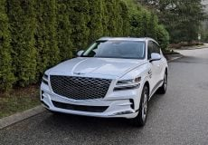 2021 Genesis G80 2.5T Advanced Review