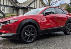 2021 Mazda CX 30 Turbo Review