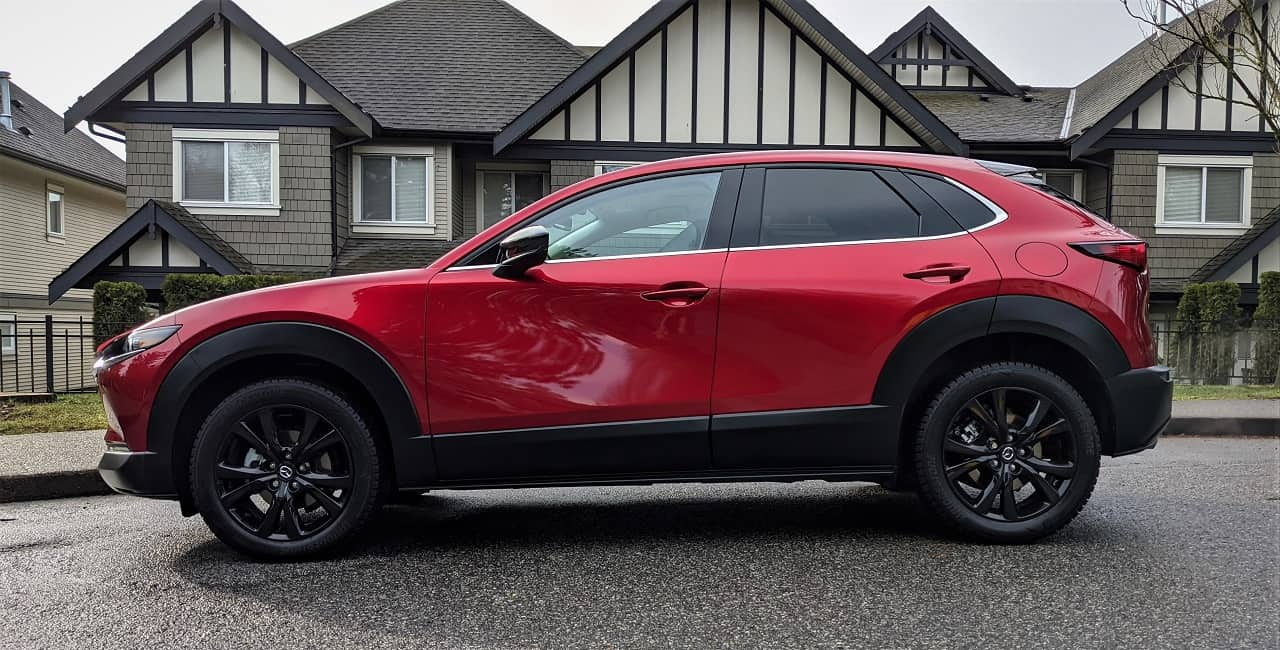 Mazda CX 30 2.5T Review