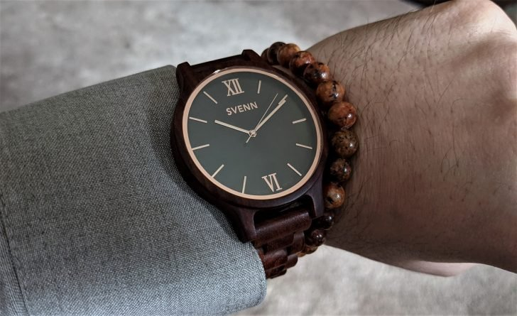 Svenn Atlas Wood Watch Review