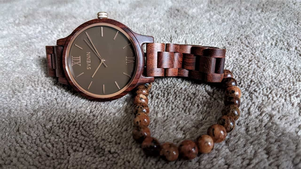 Svenn Atlas Wood Watches