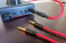 hart audio cable and schiit hel