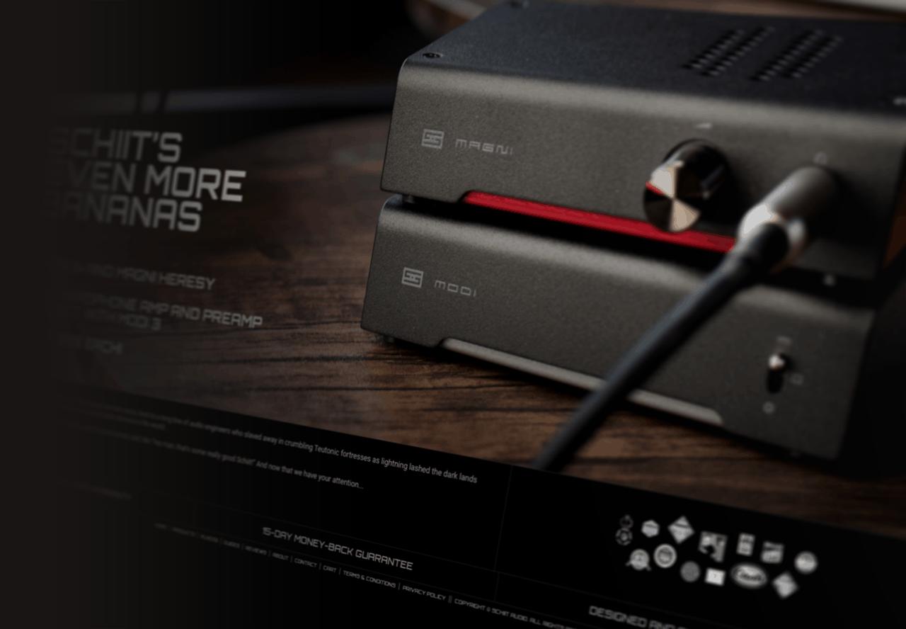 schiit audio website