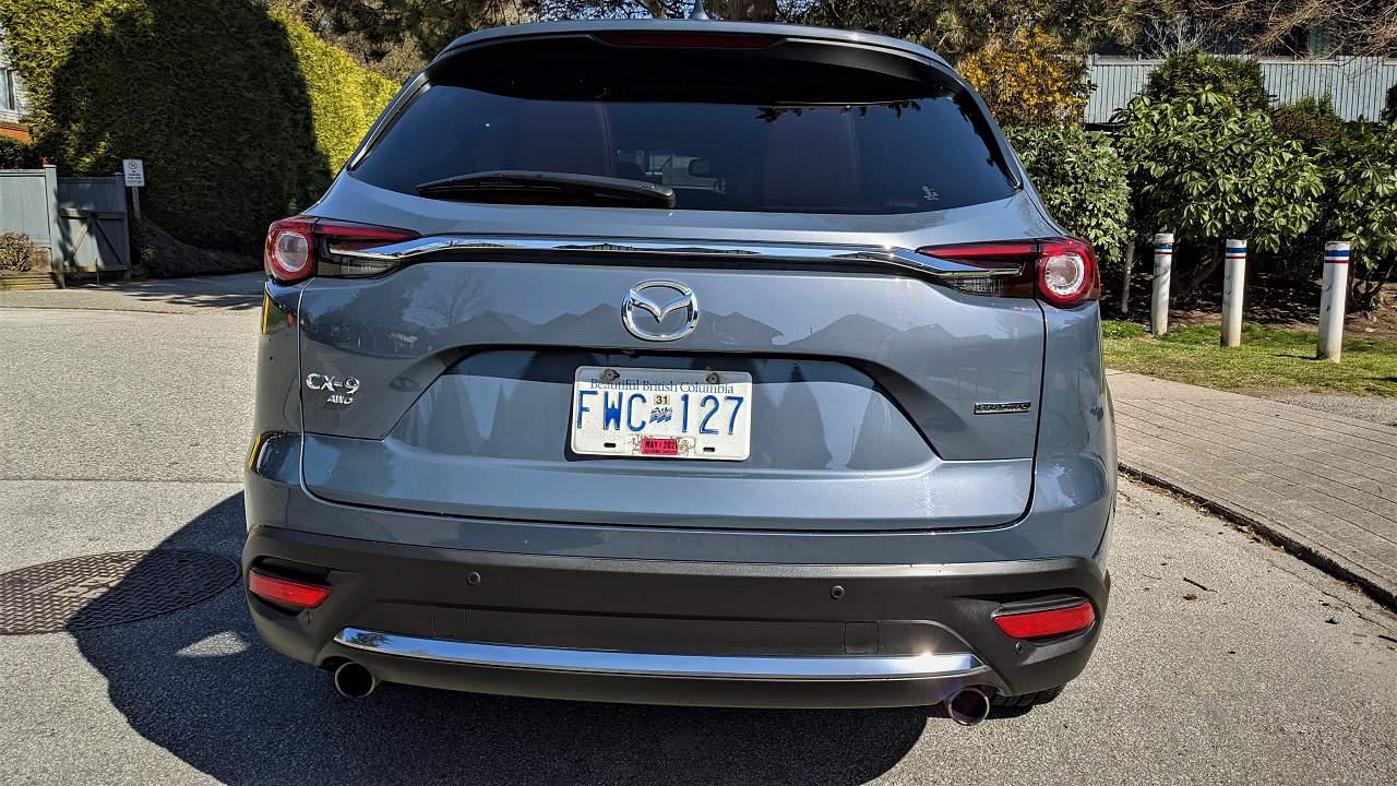 Mazda CX 9 Kuro