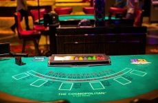 blackjack table real life upscaled