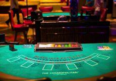 blackjack table real life upscaled