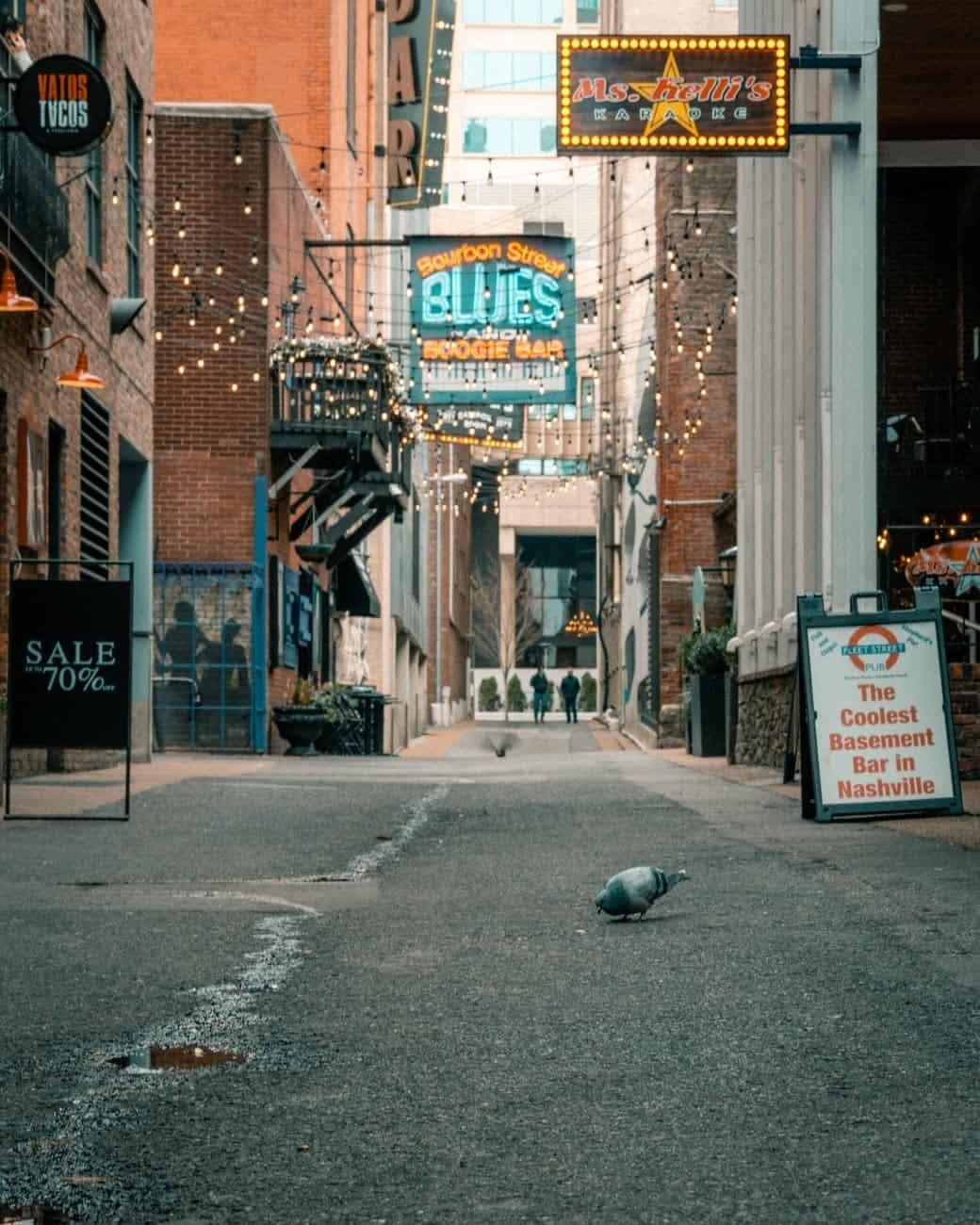 nashville streets
