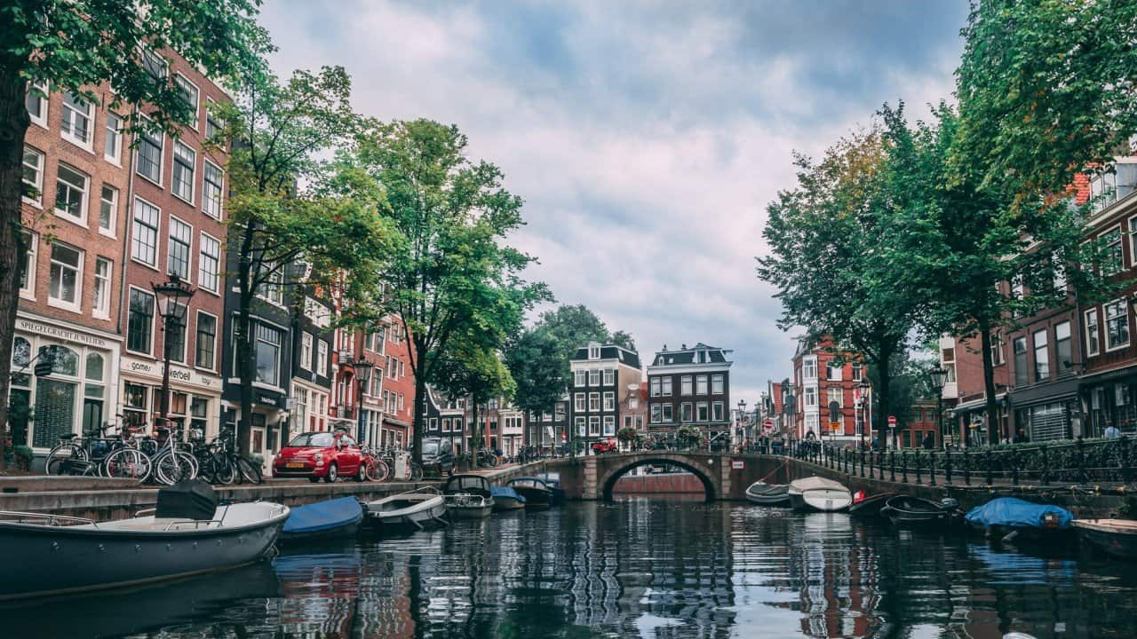 place in amsterdam