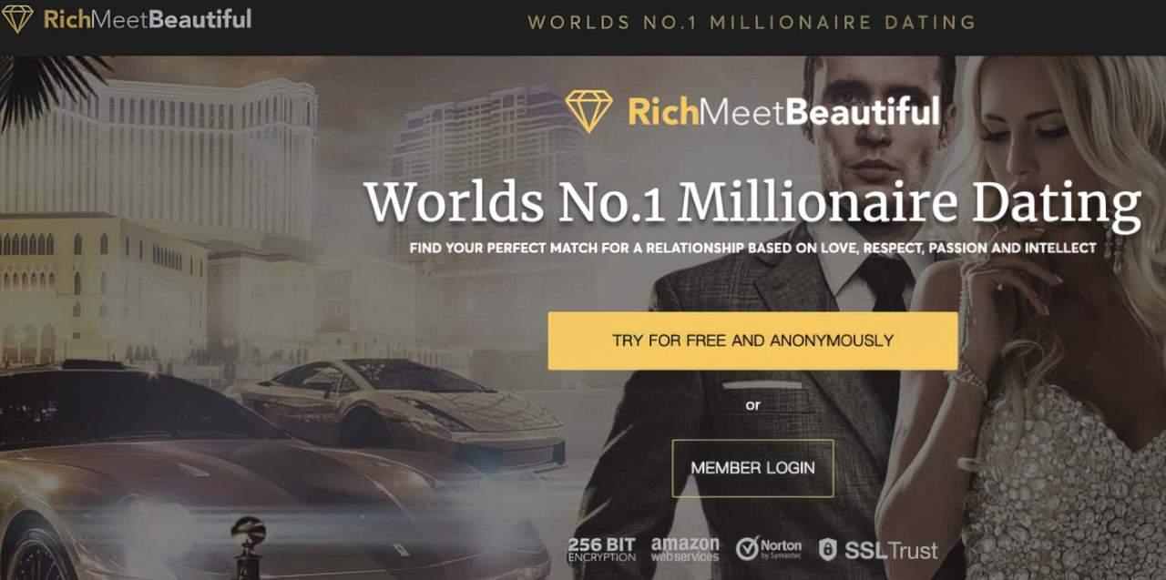 rich meet beautiful