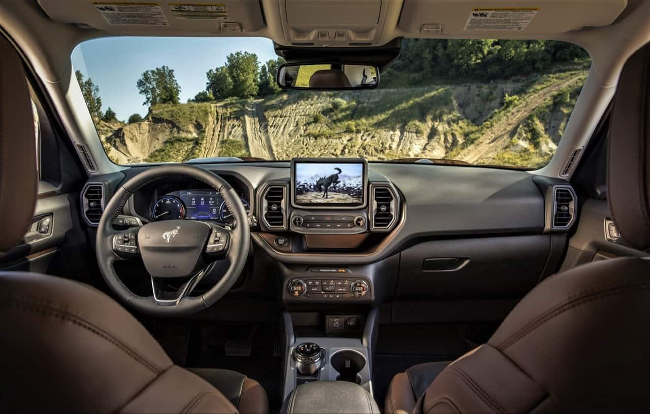 2021 Ford Bronco Sport Interior 1
