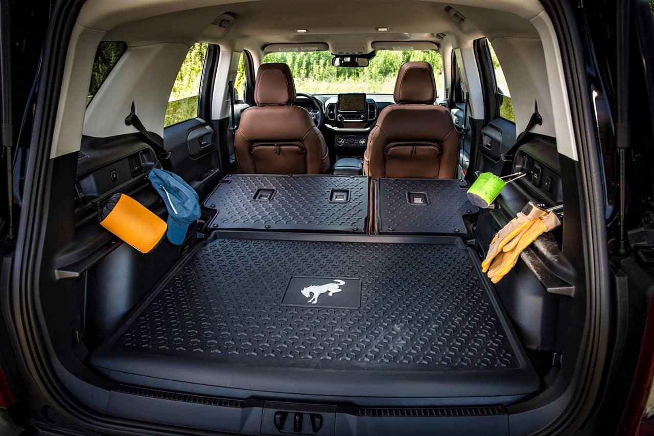 2021 Ford Bronco Sport Interior 2