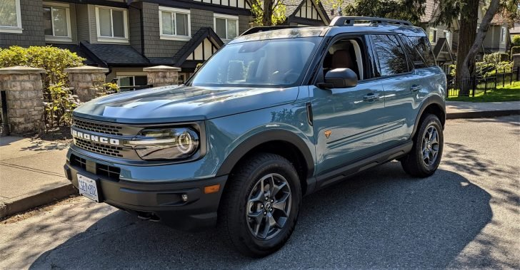 2021 Ford Bronco Sport Review