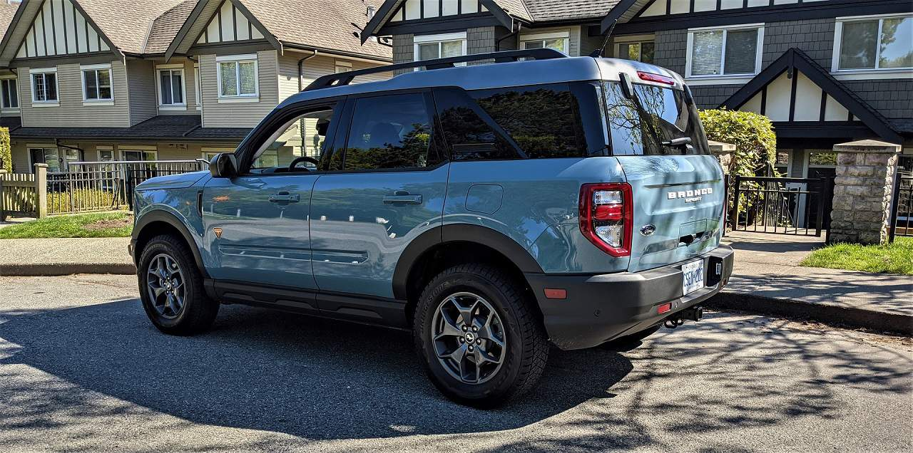 New Ford Bronco Sport