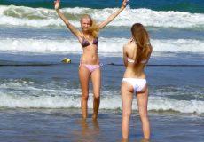 a story of an extreme bikini
