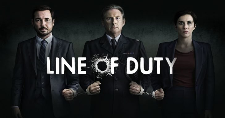 line of duty poster
