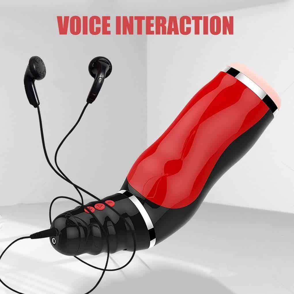 voice integration toy