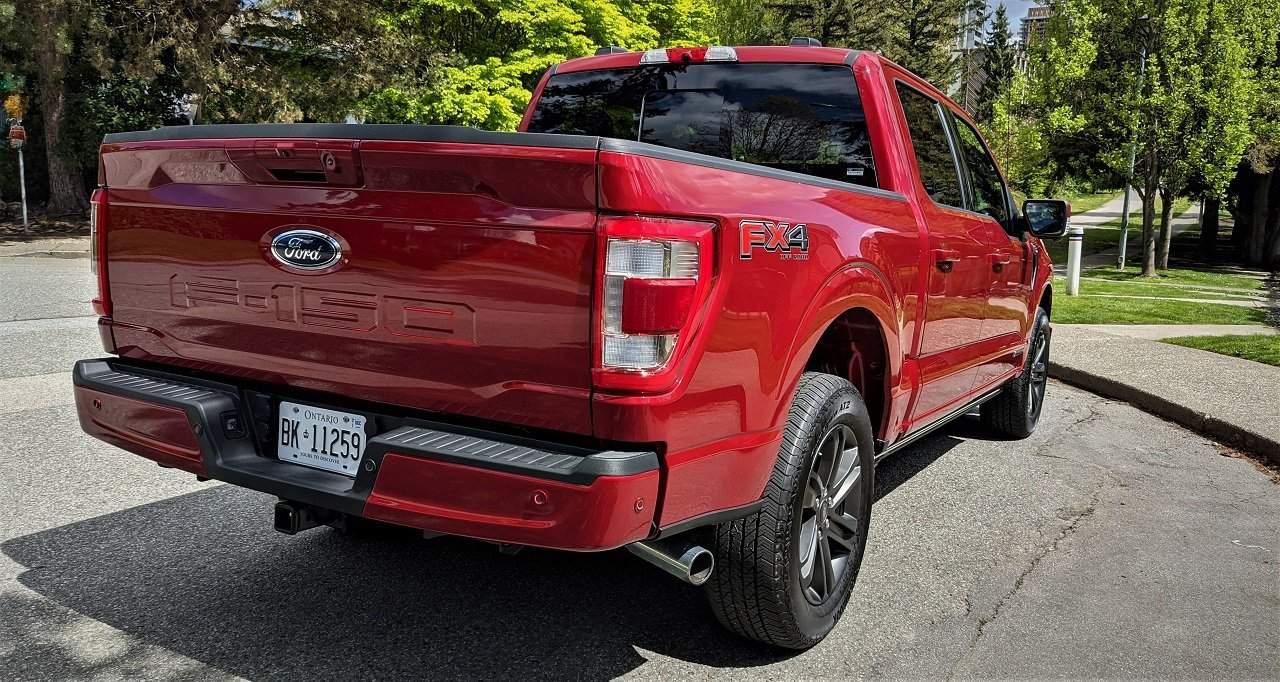 2021 Ford F150 Hybrid Review