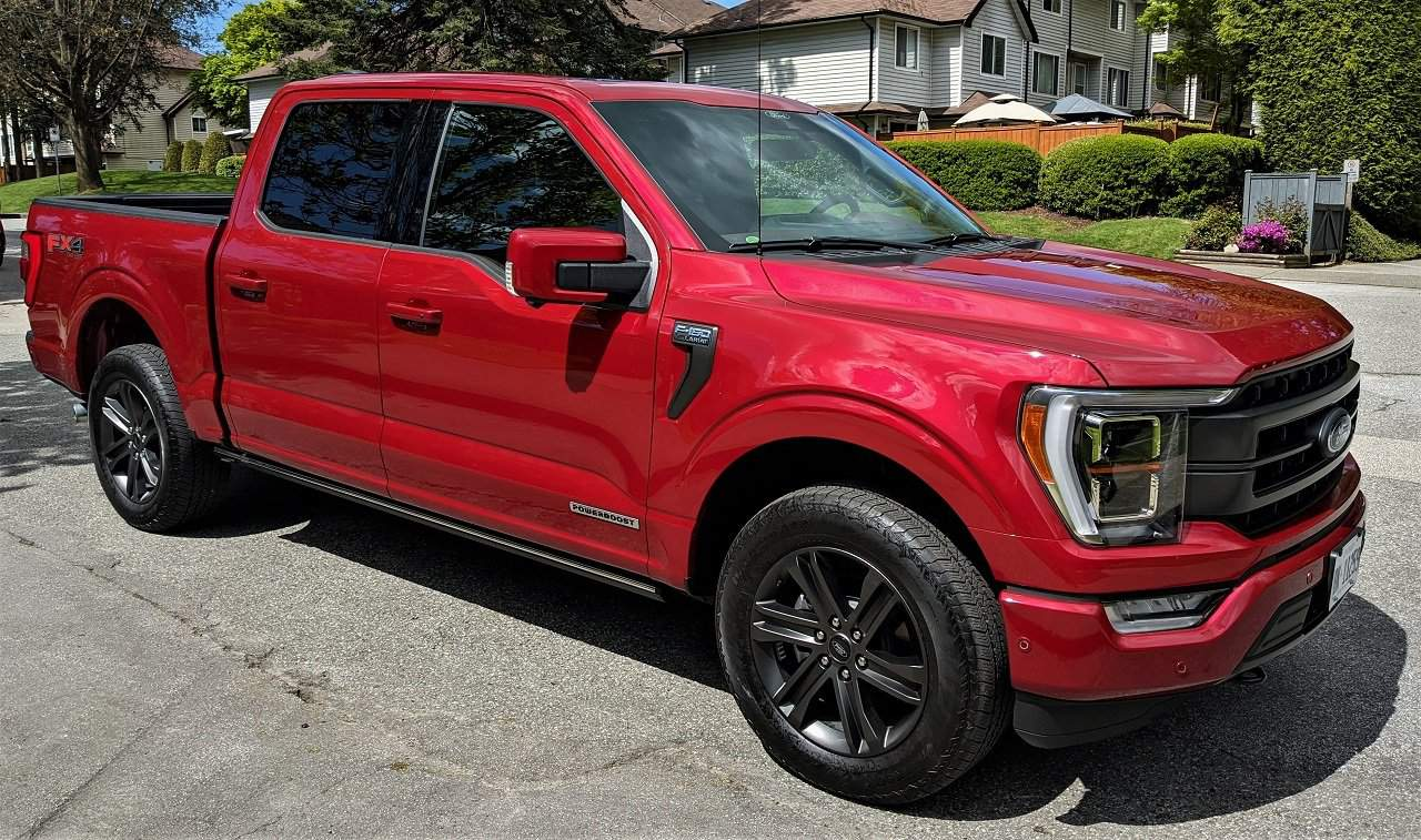 2021 Ford F150 Lariat Review